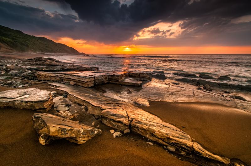 Photographier un coucher de soleil - Comment faire passer un coup de soleil rapidement ...