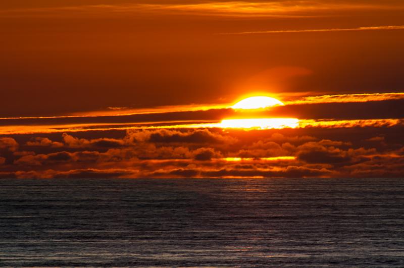 Photographier un coucher de soleil - Heure du lever et du coucher du soleil ...