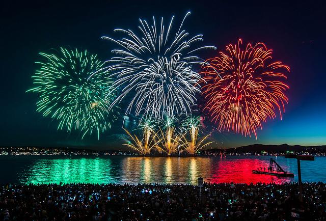 Fireworks de Colink