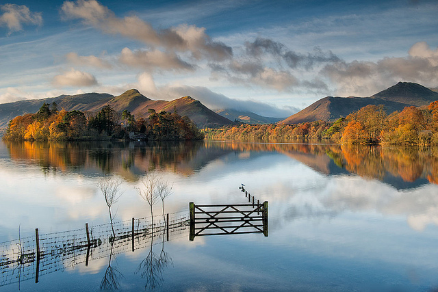 Early Morning at Derwentwater {Explored} (431)
