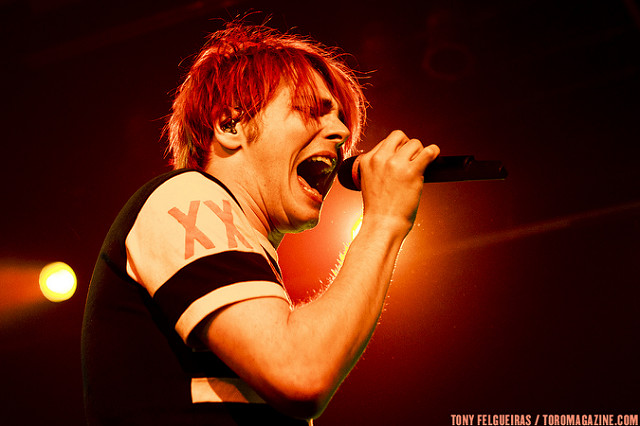 My Chemical Romance @ Kool Haus by Tony Felgueiras
